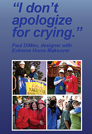 Extreme Makeover Home Edition Paul Dimeo