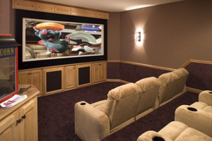 Theater Rooms Photos