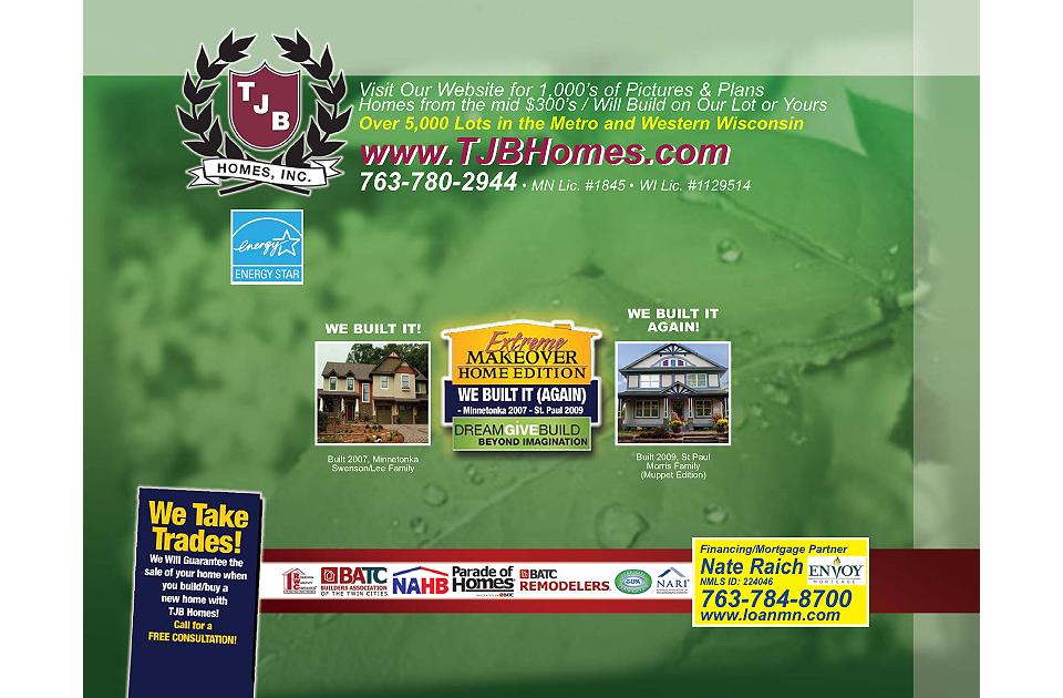 tjb super energy design - Design Homes Inc