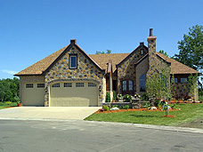 St. Andrews Village Luxury Model Home