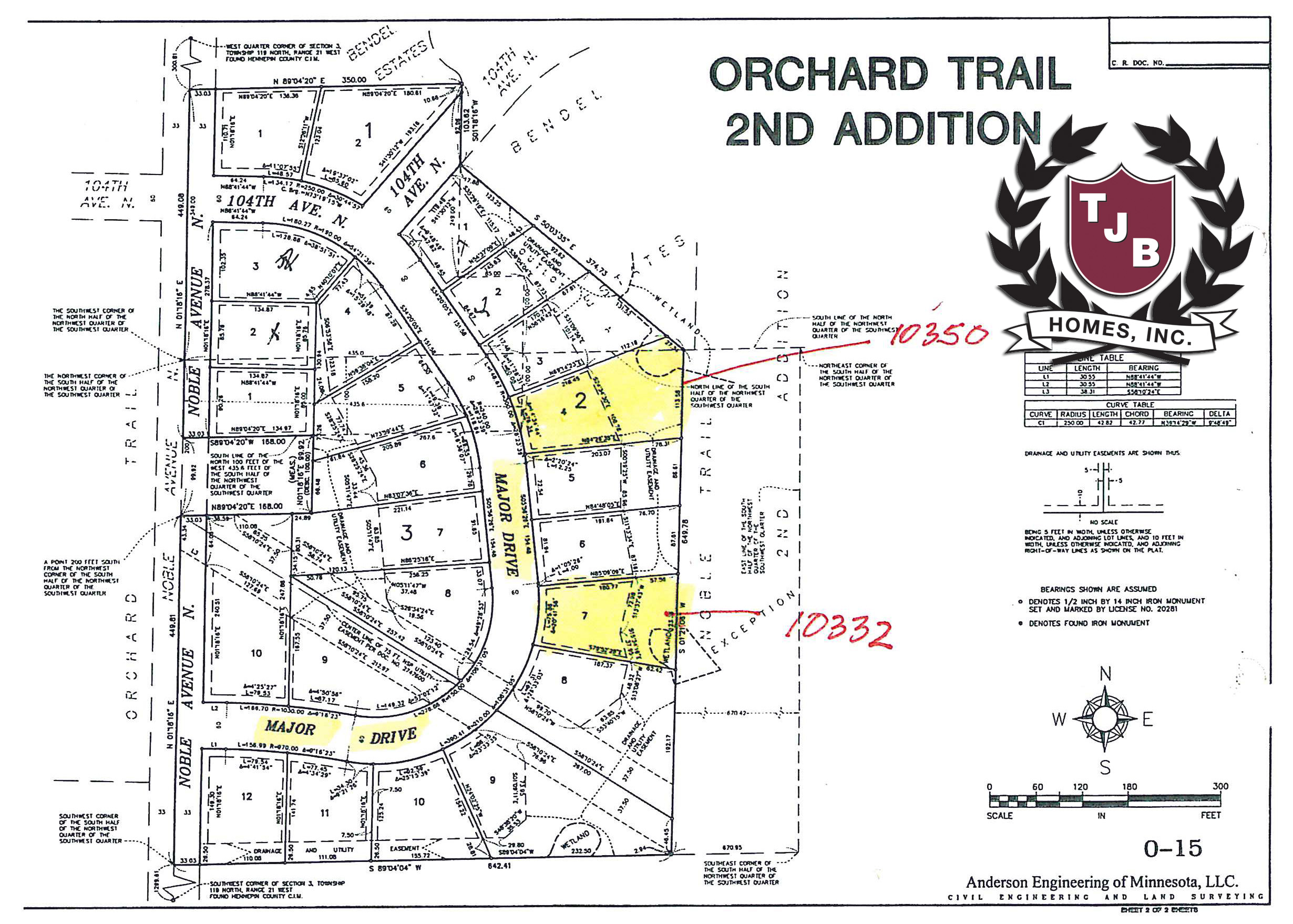 Orchard Trail 2nd Addition Brooklyn Park