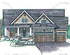 Lake Elmo Custom Design and Build Luxury Home