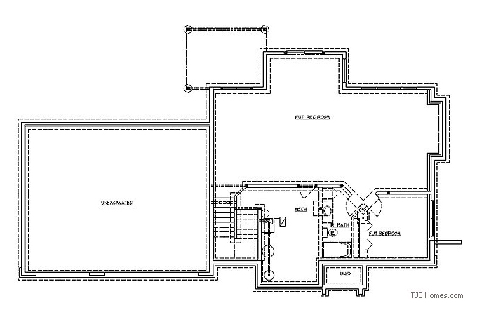 Floor Plan 3000 Sq Ft Ranch