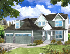 Rose Marie #313 Home Plan