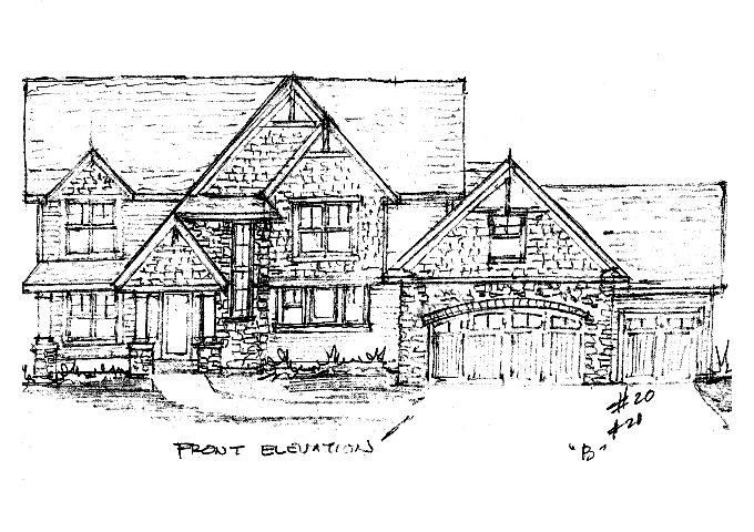Plan #120 Home Front