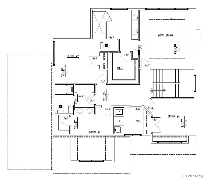 Two Story Floor Plans Under 2400 Sq Ft Julieanne Plan 389