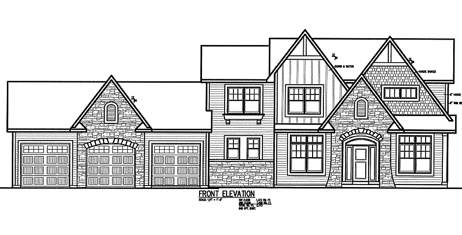 Tracy Home Plan