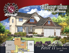 Rosie II Indoor Sports Room® Home Plan