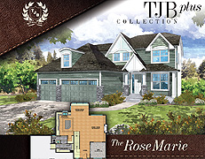 Rose Marie #311 Home Plan