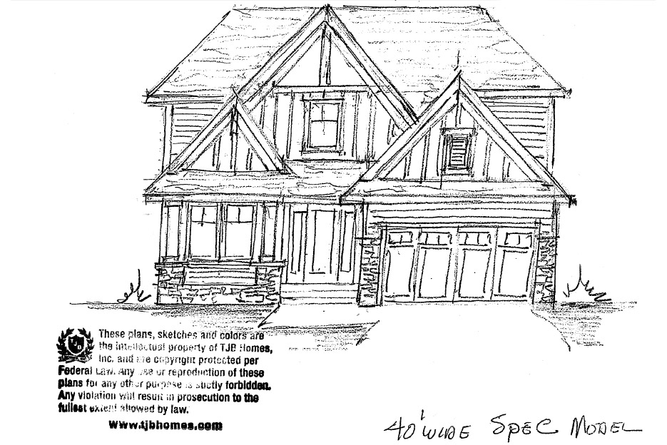 Front Elevation Option B