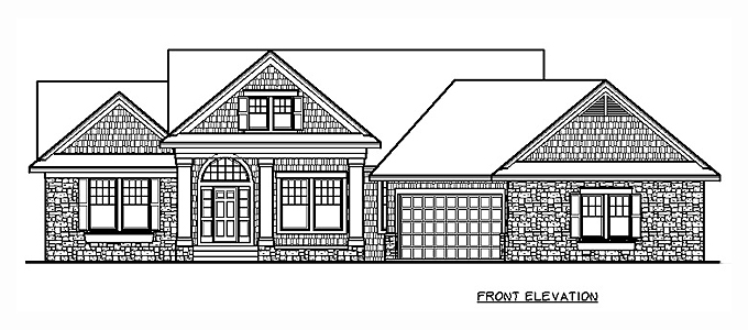 Plan #200318 Home Front