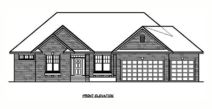 Plan #203411 Home Front