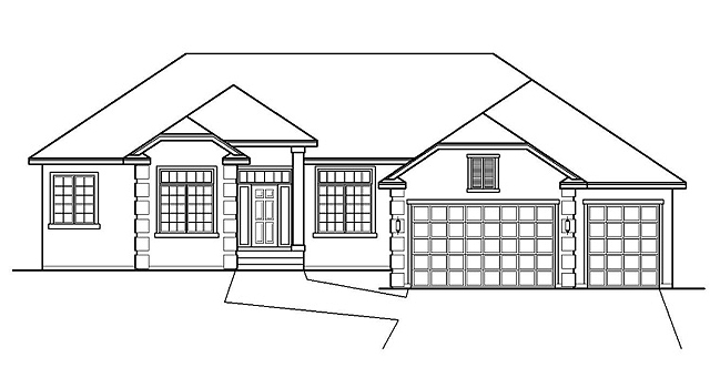 Plan #204185 Home Front