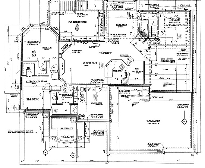 Rambler floor plans plan 204188 tjb homes for Rambler floor plans mn