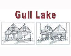Gull Lake Villa Home Plan