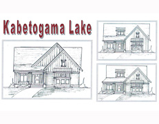 Kabetogama Lake Villa Home Plan