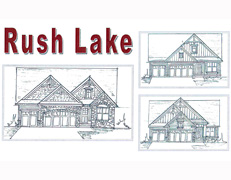 Rush Lake Villa Home Plan
