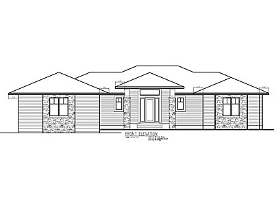 """Carlin"" TJB Plan #599 Home Plan"