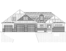 """Kelly"" Home Plan"