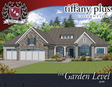 TJB #488 The Garden Level Home Plan