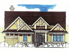 The Torre Abbey Home Plan