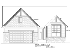 TJB Alice Plan #394 Home Plan