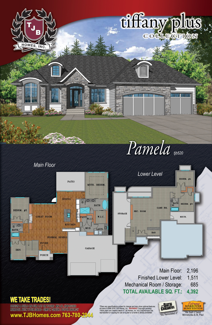 Stewart(Pamela) Home Plan