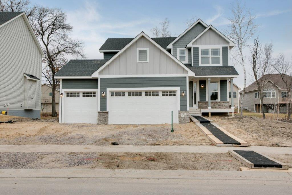 TJB Maddy Home Plan #360 Front