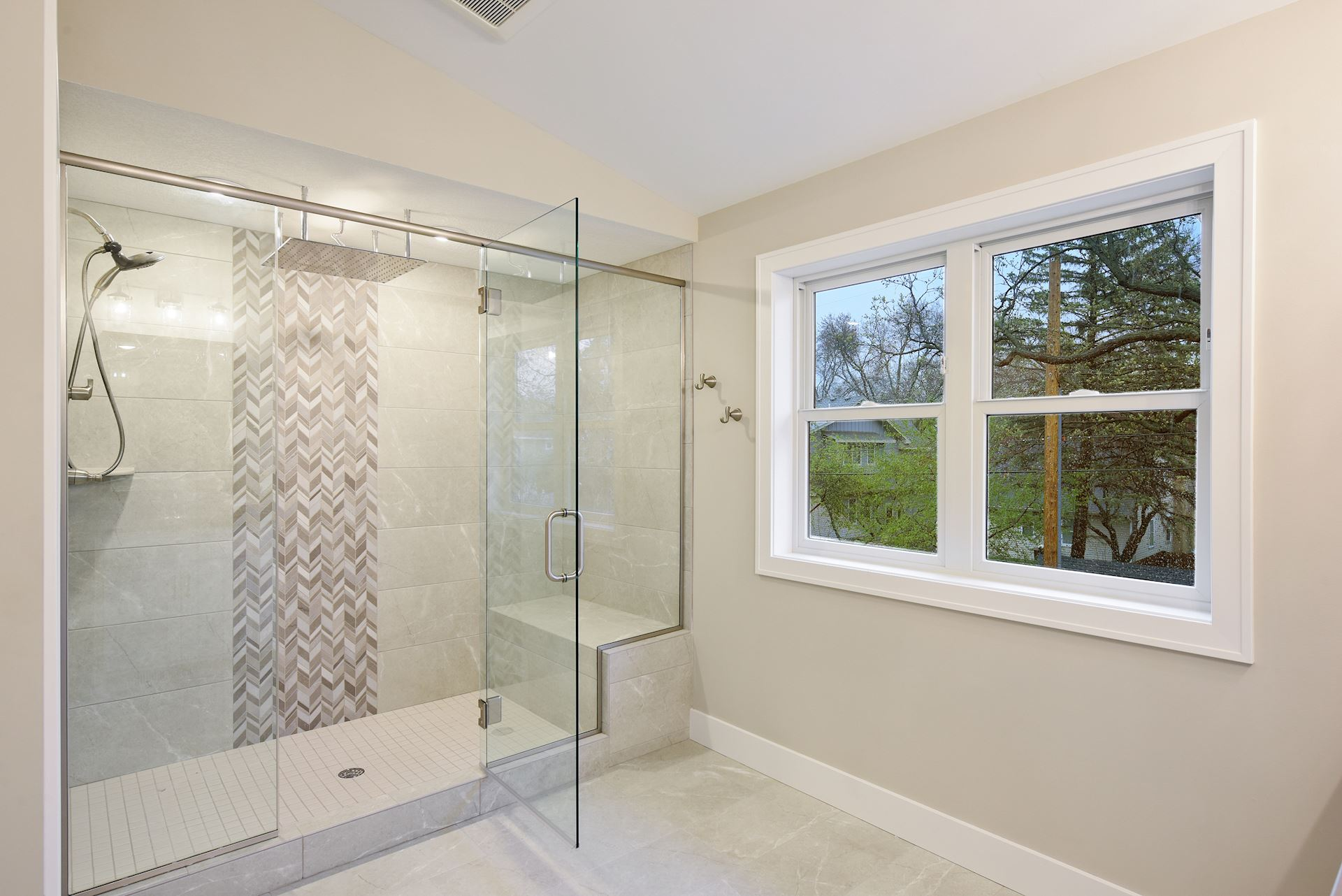 Master Suite Bathroom Shower