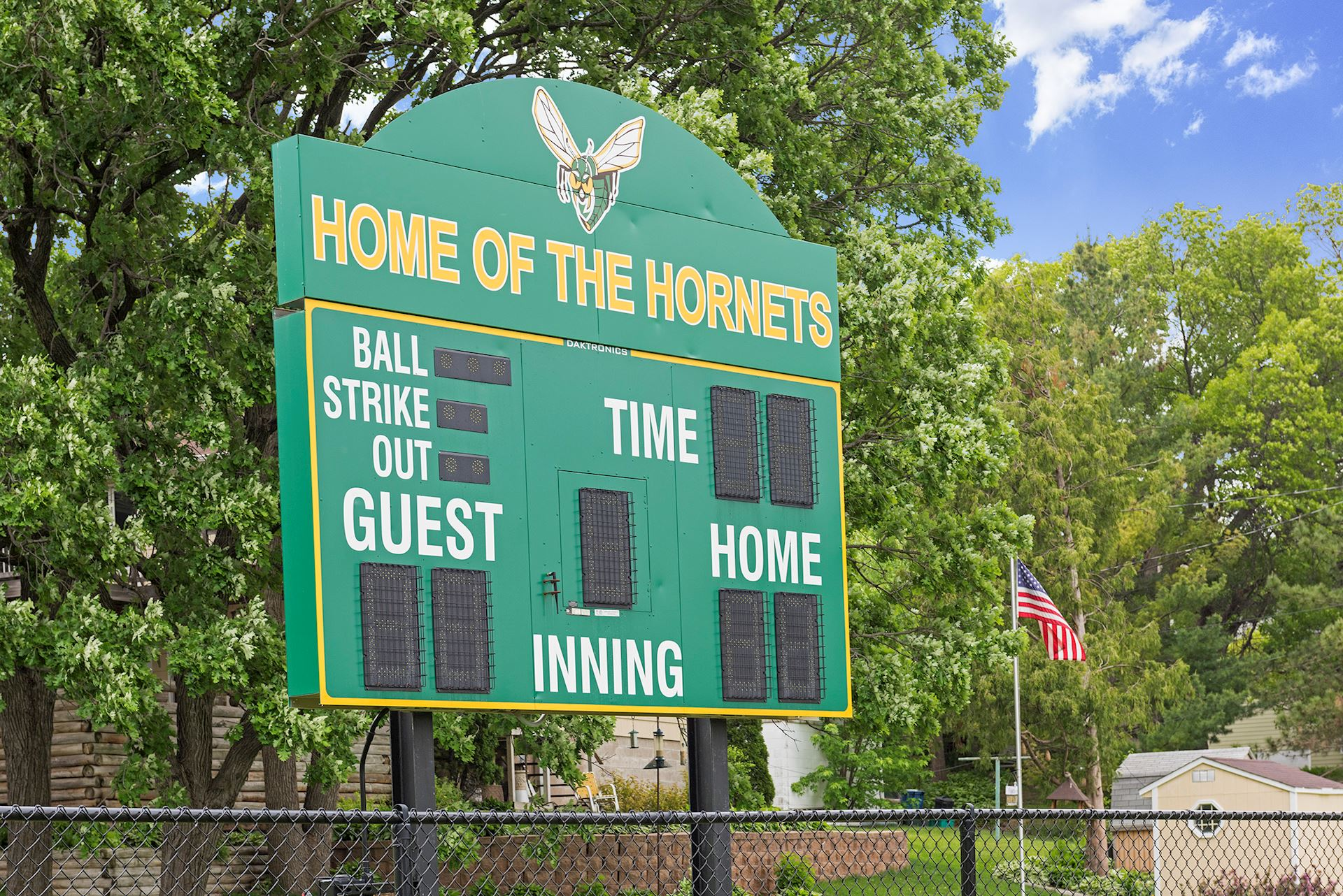 Home of the Edina Hornets