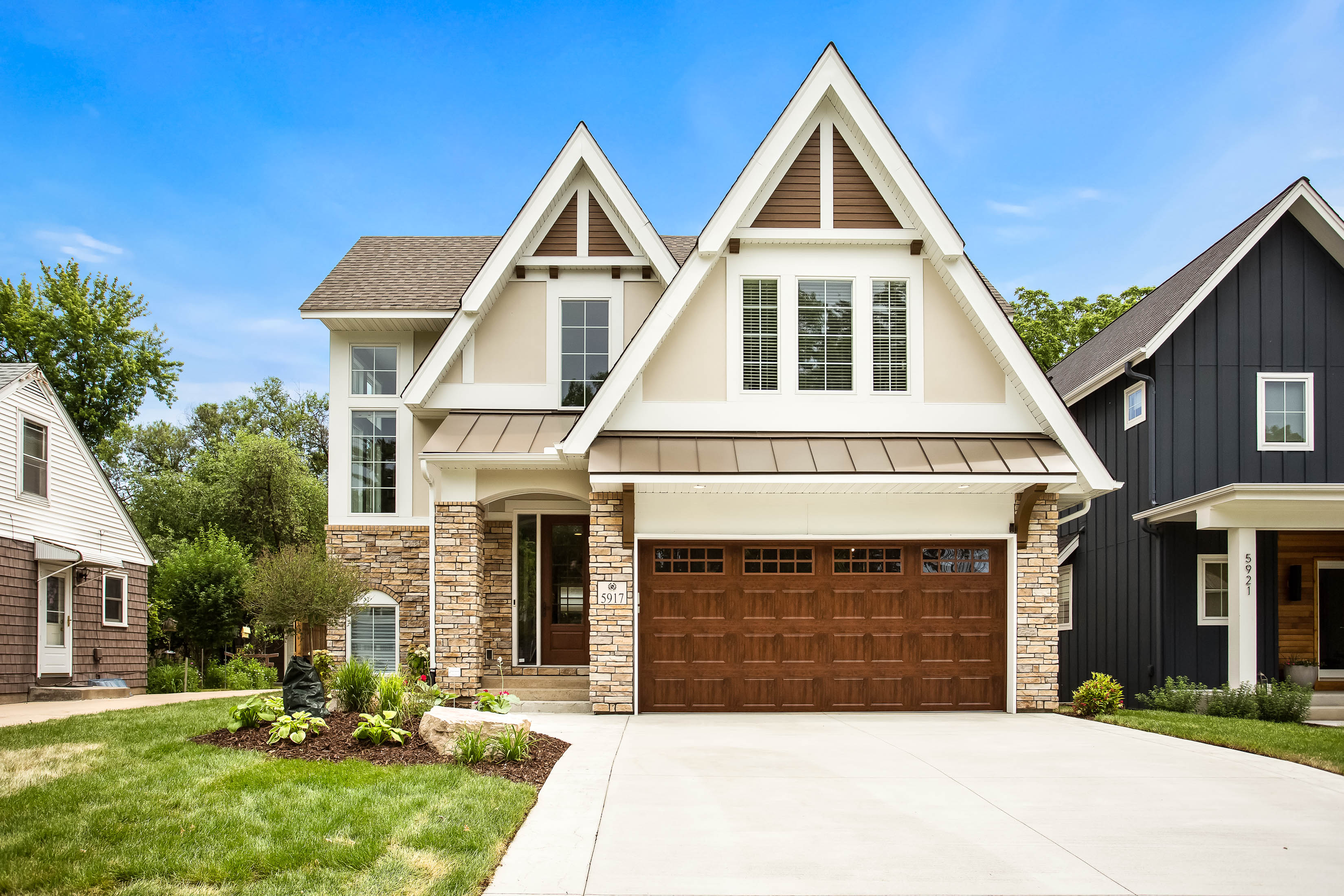 Edina Custom Home