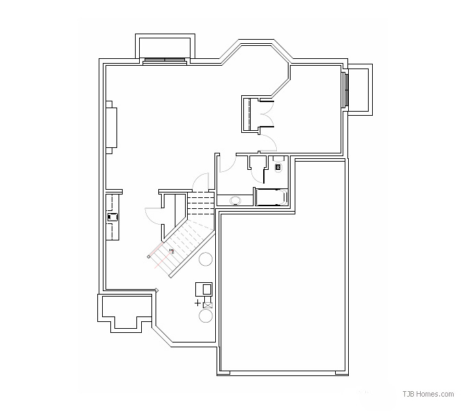 LEICHESTER LOWER FLOOR PLAN