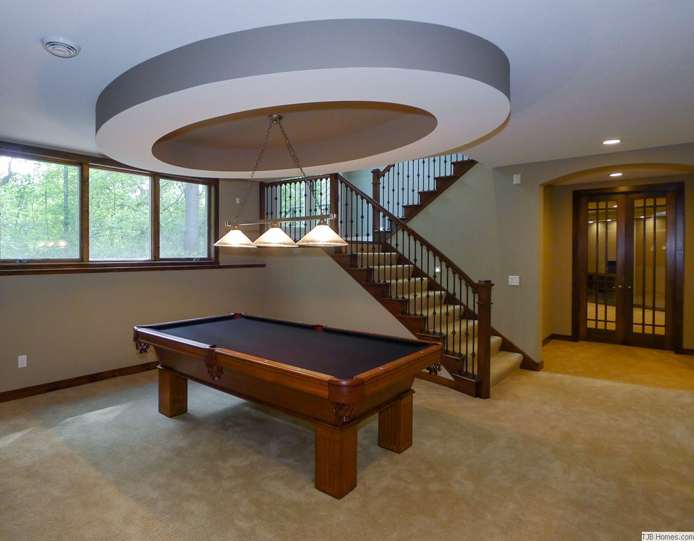 Pool Room/Game Area