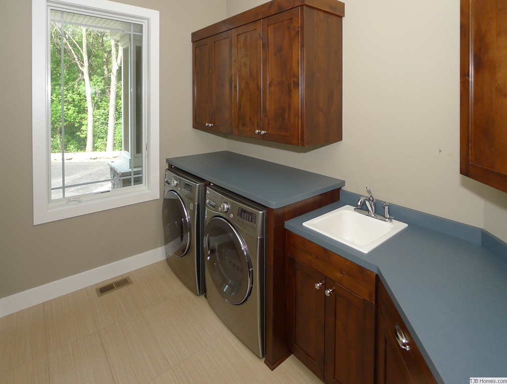 Extra Large Laundry Room